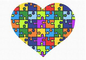 "Love is puzzling sometimes. No one knows why the heart is associated with love.  A human heart weighs between 7 and 15 ounces. Our heart beats around 100,000 times a day.  Laughing is good for your heart. A ""broken heart"" can feel like a heart attack."