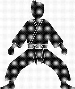 The purpose of Traditional Karate is to develop well-balanced mind and body, through training in fighting techniques. Traditional Karate also shares the ultimate aim with Budo, which is to cultivate great human character of a higher class that prevents any violent attack before an actual fight occurs.