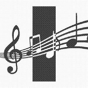Alphabet initial for the music lover, musician, orchestra performer or aficionado. There is a lot of truth to the common saying that music soothes the soul. Music has officially been recognized as a form of therapy. It stimulates so many parts of the brain and emotions to a rate that it can lower blood pressure and heart rate.