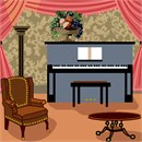 Armchair and Piano