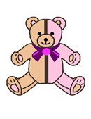 Beginner Teddy Pink Beige
