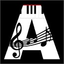 Letter A Music