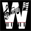 Letter W Music