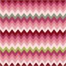 Mauve Collection Chevron 1