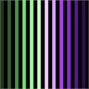 Ombre Colorbars Purple Green