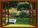 Open Window Garden (Large)
