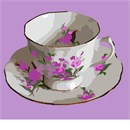 Teacup Lavender (Large)