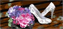 Wedding Shoes Flowers