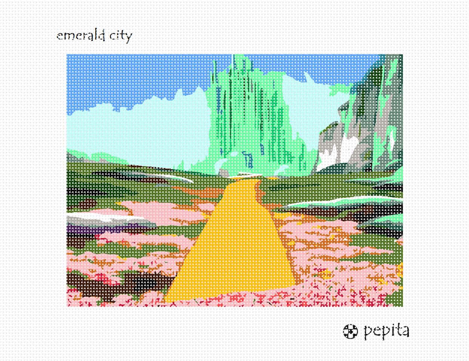 emerald city for pinterest - photo #4